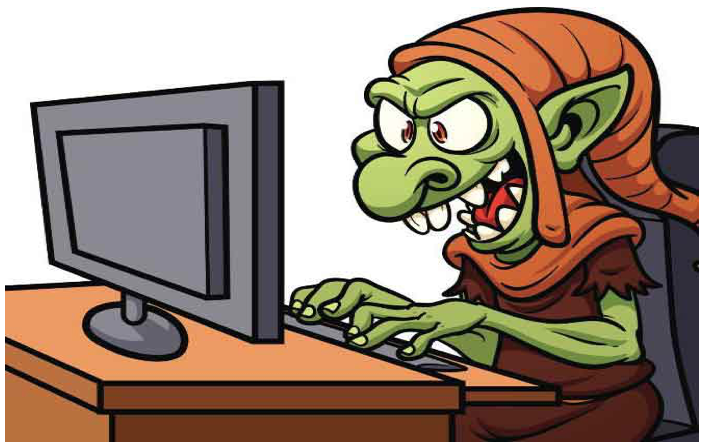 Confessions Of An Internet Troll