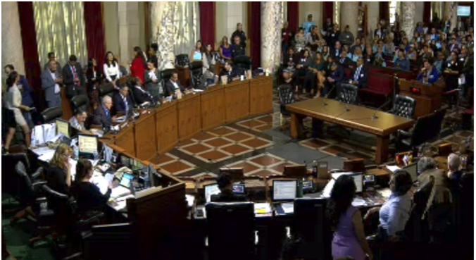 The LA City Council and Lessons Learned from Airbnb