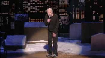 George Carlin: They don't give a f**k about you