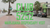 Club 5252, Los Angeles: Marijuana Dispensary Visit