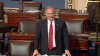 Vice Presidential nominee Tim Kaine during gun control filibuster in US Senate