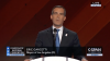 Los Angeles Mayor Eric Garcetti speaks to DNC Convention in Philadelphia