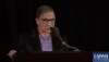Justice Ruth Bader Ginsburg remembers Justice Scalia